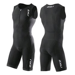 Men Suit :: Long Distance Trisuit Black