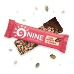 9bar Carob, Raspberry and Chia Energy bar - [x1]