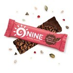 9bar Cocoa and Raspberry Energy bar - [x1]