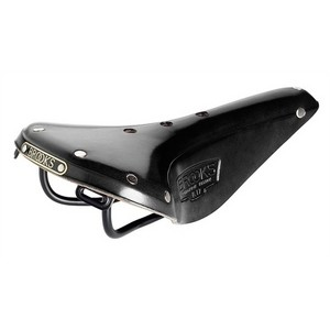 Brooks B17 Narrow Classic Leather Saddle - Black