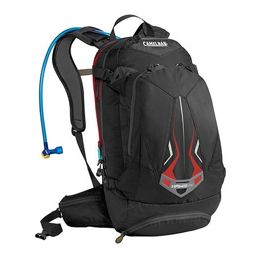 Backpack MTB & Hydratation :: Camelbak Hawg NV MTB Backpack - Vol. 14 l / Water bag 3 l - Black