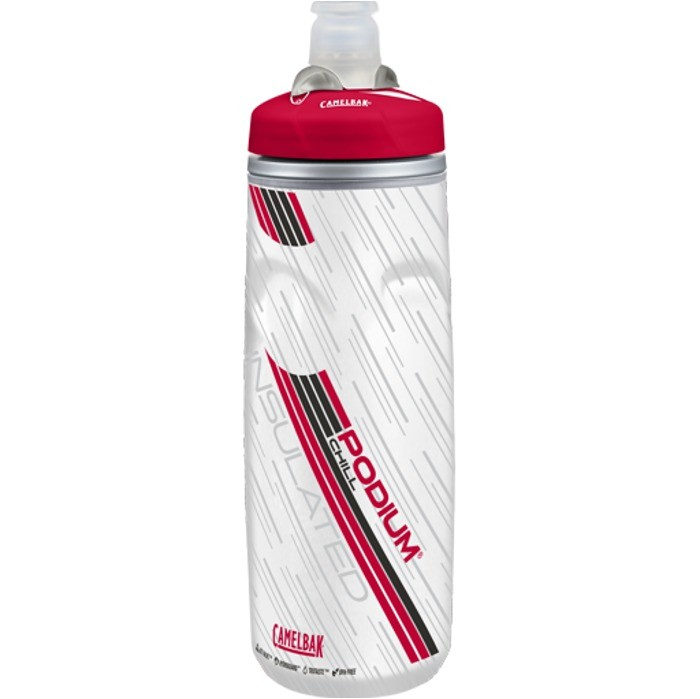 Camelbak Podium Chill 610 ml Bottle - Red