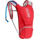 Camelbak Classic 0.5 L MTB Backpack / Water Bag 2.5 L - Racing Red/Silver