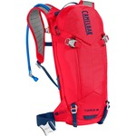 Camelbak Toro Protector 8 MTB Backpack Without Water Bag - Red/Blue