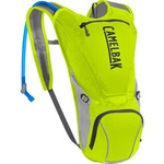 Camelbak Rogue MTB Backpack - Vol. 2.5 l / Water bag 2.5 l - Lime/Silver