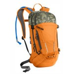 Camelbak  M.U.L.E Backpack - 3L/9L - Orange-Camo