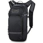 Dakine Session 12L MTB Backpack - Water bag 2 L - Black