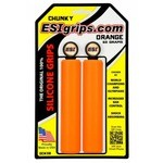 ESI Chunky Mountain Bar Grip - Orange