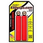 ESI Chunky Mountain Bar Grip - Red
