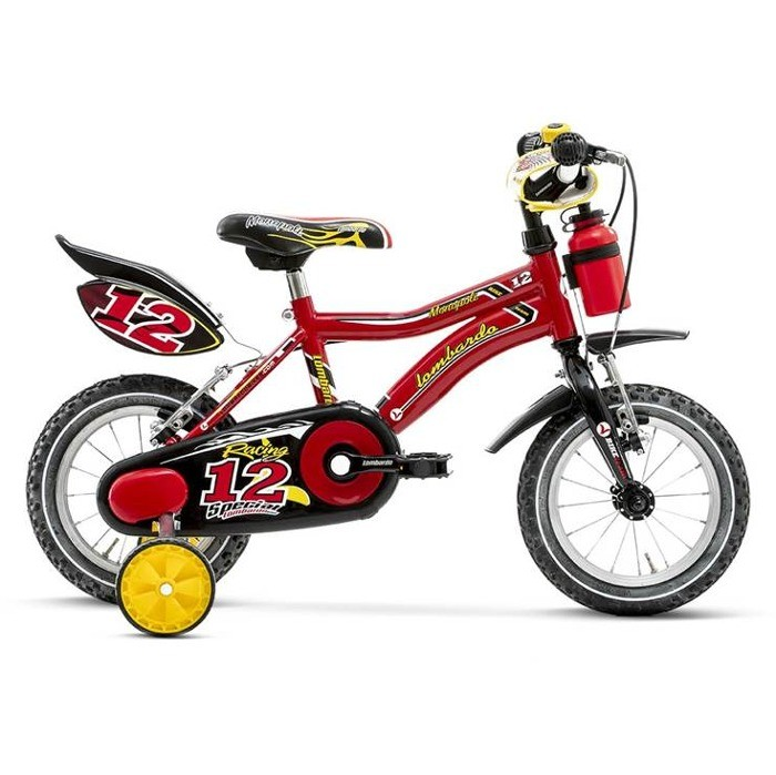 Lombardo Monopoli 12 Child Bike