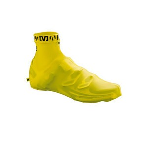 Mavic Aero Shoe Cover Yellow - 2014