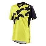 Mavic Crossmax MTB Jersey Yellow - 2015