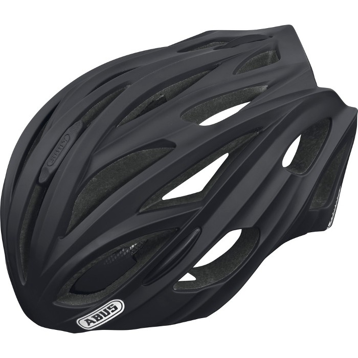 Abus In-vizz Helmet - Black