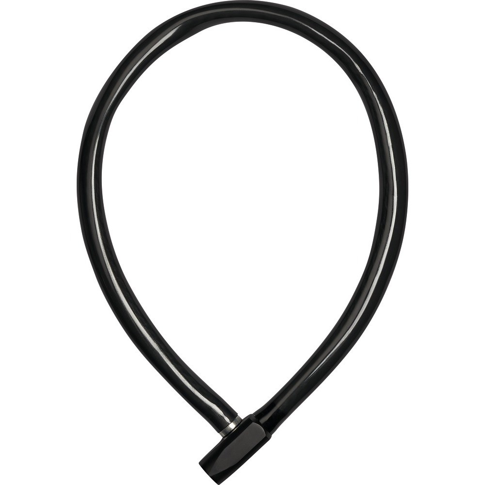 Abus 650/65 Black Cable Lock - 65 cm