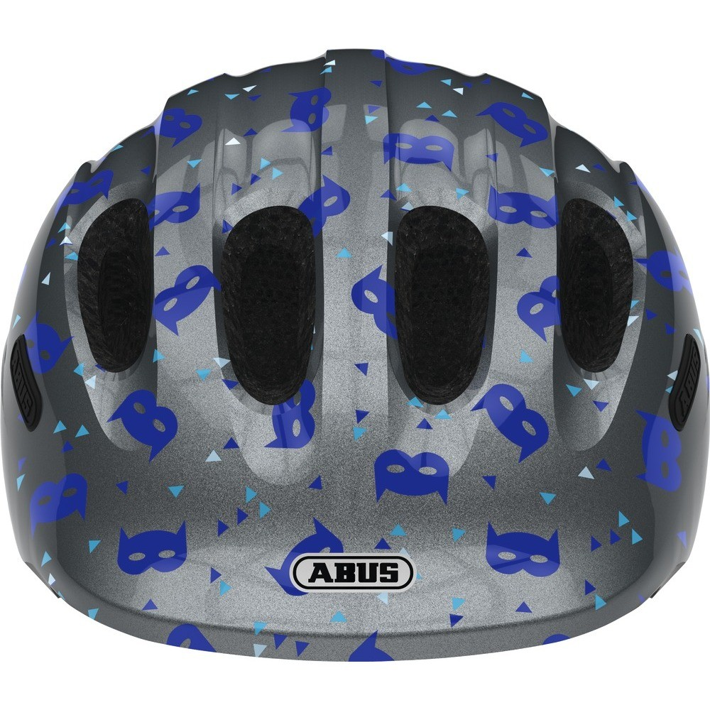 Abus Smiley 2.1 Helmet Grey and Blue