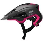 Abus Montrailer MIPS Helmet Fuchsia Pink and Black