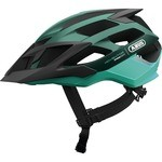 Abus Moventor Helmet Green and Black