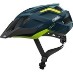 Abus MountK Helmet Midnight blue and Green