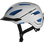Abus Pedelec 2.0 Helmet White and Blue