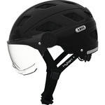 Abus Hyban+ Clear Visor Helmet Black