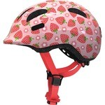 Abus Smiley 2.1 Helmet Pink strawberry