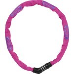 Abus Steel-O-Chain 4804C/75 Pink Lock Chain - 75 mm