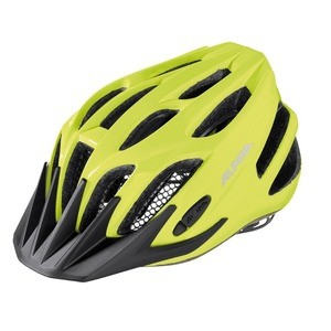 Alpina FB Junior 2.0 Flash Bike Helmet - Yellow