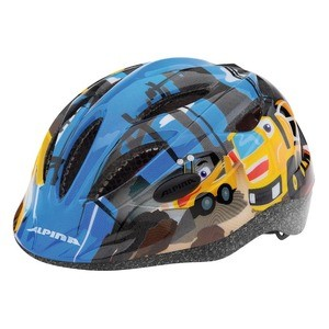 Alpina Gamma 2.0 Bike Helmet - Construction Site