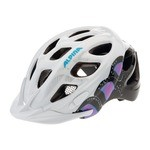 Alpina Rocky Kids Bike Helmet - White/Pink