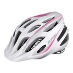 Alpina FB Junior 2.0 Flash Bike Helmet - White/Pink