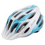 Alpina FB Junior 2.0 Bike Helmet - White/Blue