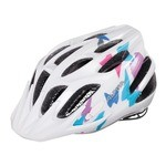 Alpina FB Junior 2.0 Bike Helmet - White Butterfly