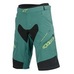 Alpinestars Drop 2 MTB Short - Green/Neon Yellow