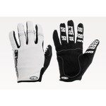 Answer Won MTB Gloves - White/Black