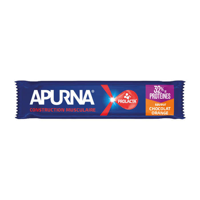 Apurna High protein bar Chocolate Orange - 40g