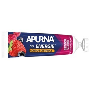 Apurna Liquid Energy Gel Long Distance Red Fruits - 35g