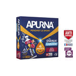 Apurna Liquid Energy Gel Pack Red Berry - Etui 5x35g