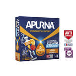 Apurna Liquid Energy Gel Pack Orange/Acerola - Etui 5x35g