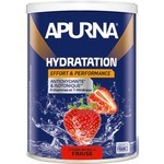 Apurna Hydratation Energy Drink Strawberry - Pot 500g