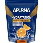 Apurna Hydratation Energy Drink Orange - Pot 1,5kg