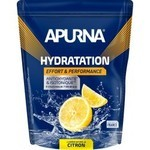 Apurna Hydratation Energy Drink Lemon - Pot 1,5kg