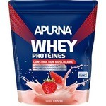 Apurna High Protein Whey Strawberry Doypack - 750g