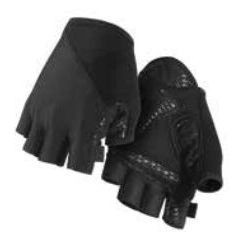 Assos summerGloves_S7 - Black Volkanga
