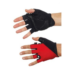 Assos summerGloves_S7 Gloves - Swiss Red