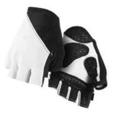 Assos summerGloves_S7 Gloves - White Panther