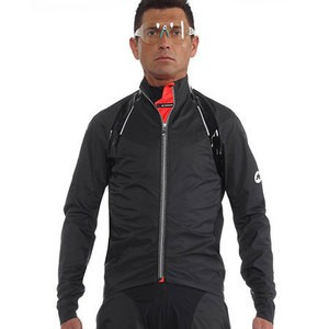 Assos rS.sturmPrinz Evo RainShell Jacket - Black