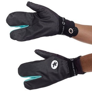 ASSOS shellGloves_s7 Winter Gloves Black