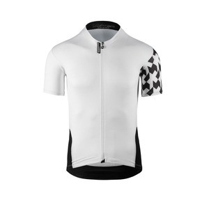 Assos SS.equipeJersey Evo8 Jersey - White