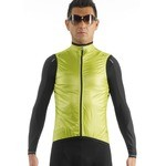 Assos sV.blitzFeder_evo7 Windbreak Vest - Yellow