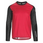 Assos Trail LS jersey - Red